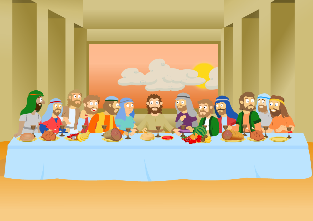 Jesus Gathered With His Disciples That Evening And Told Them Ive Eagerly Desired To Eat This Passover You Before I Suffer
