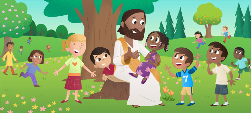 Bible App for Kids - God's Good News - This plan helps ...