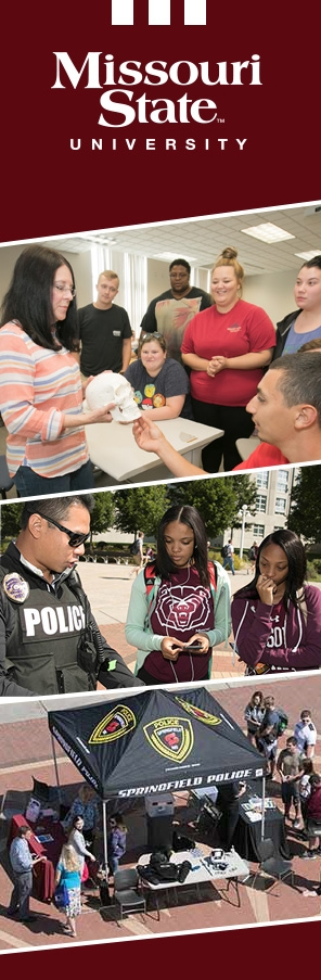 Missouri State University: Criminology and Criminal Justice