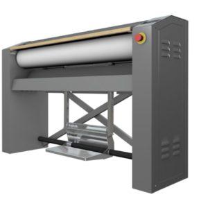 RODILLO PLANCHADOR FRONTAL 1000[mm] 380[V] MOD: PM-1018 NOMEX