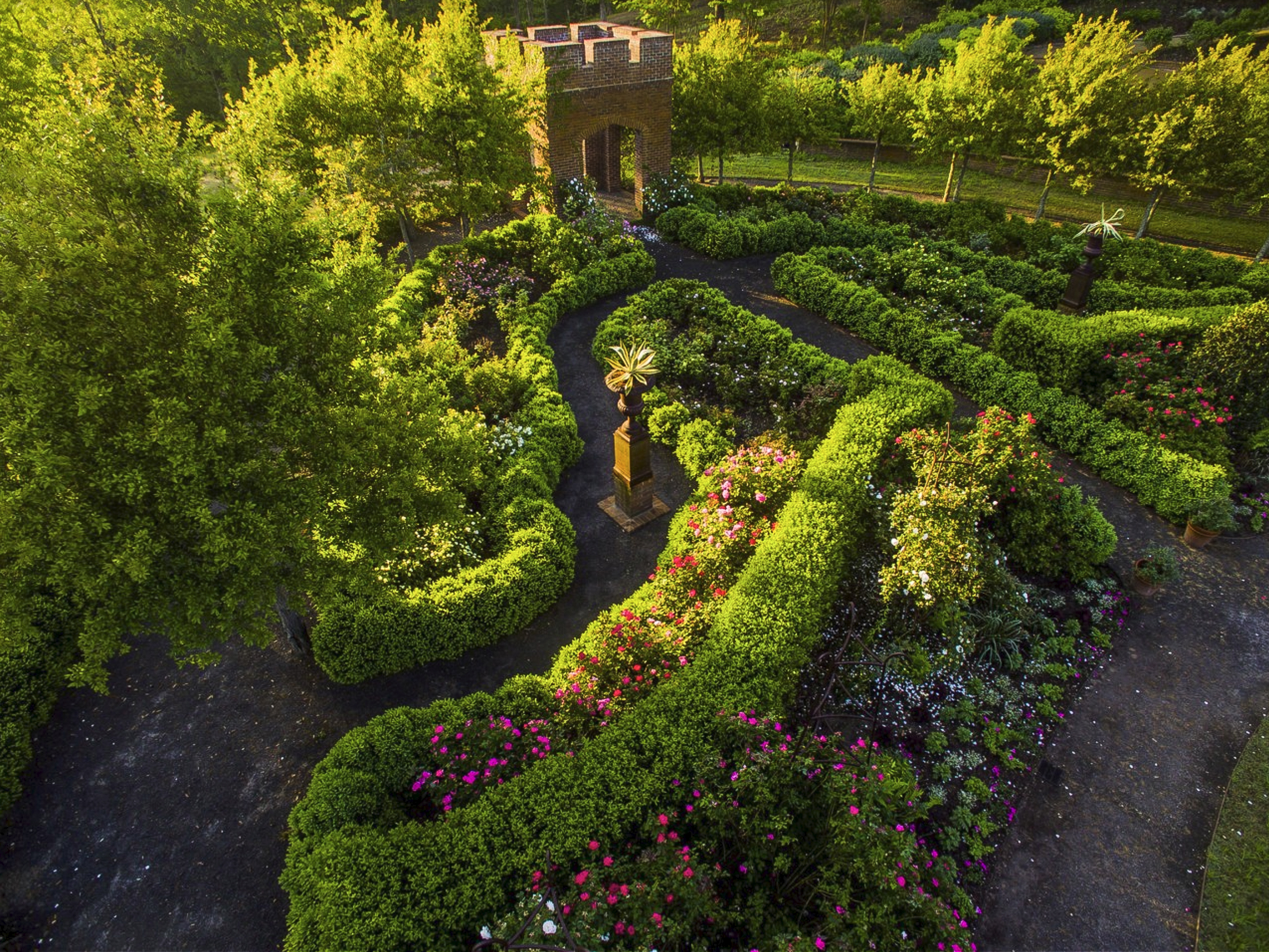 ... organic gardening and the preservation of heritage poultry breeds. Garden tours are also available for guests who are looking to learn more.