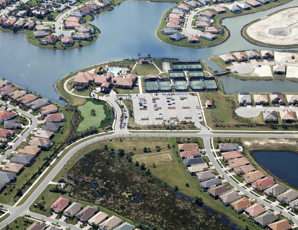 VITALIA 55-Plus New Homes Port St Lucie Florida