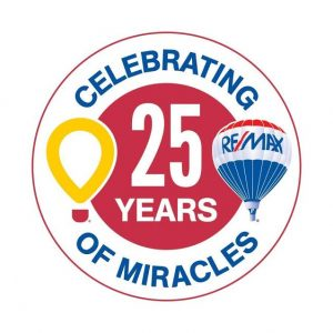 REMAX Professionals Proudly Celebrates 25 Years of Miracles