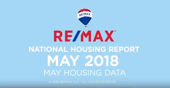 May 2018 RE/MAX National Housing Report