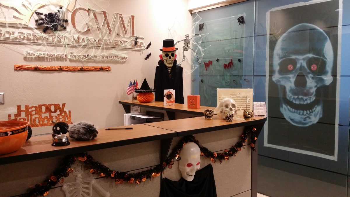 Happy Halloween from Goldenwest Management