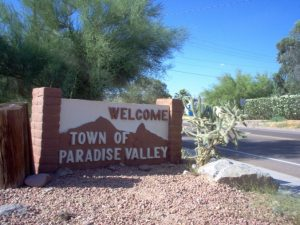 Paradise Valley AZ Property Management Company