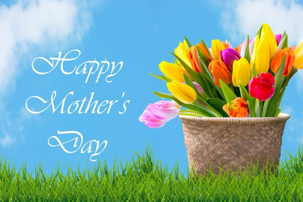 Happy Mother's Day From Your Friends At GoldenWest Management!