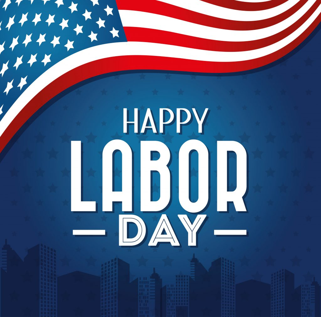 Happy Labor Day From Your Friends At GoldenWest Management!