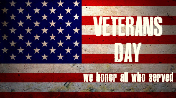 Happy Veterans Day From GoldenWest Management!
