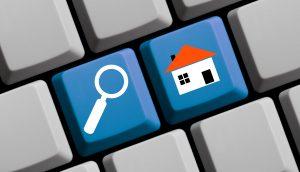 Immobilien online suchen