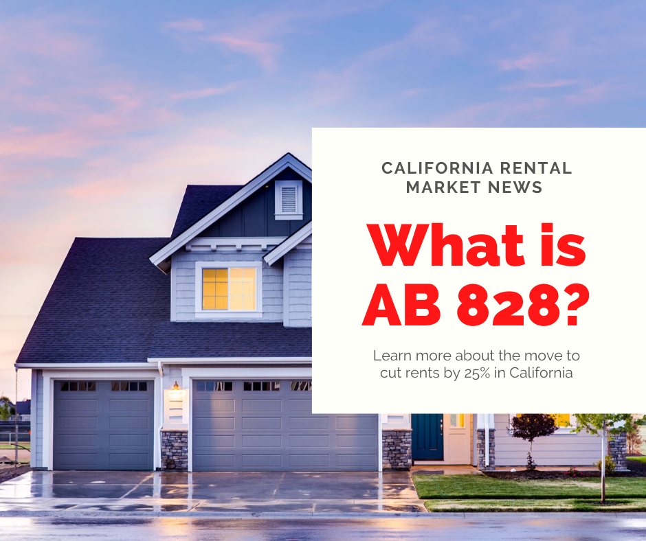 What is AB 828?