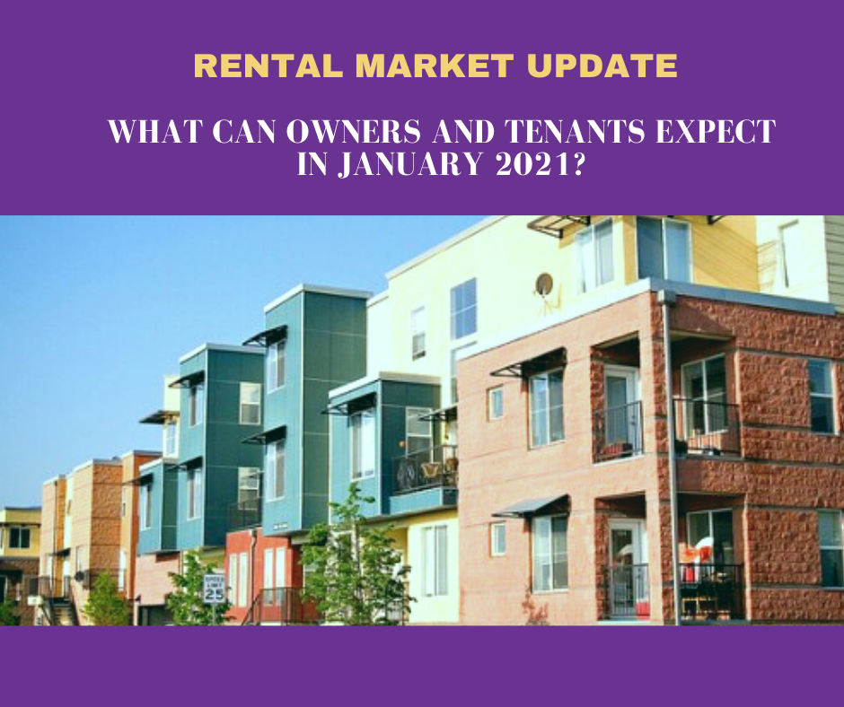 Rental Market Update – What Can Owners And Tenants Expect In January 2021?