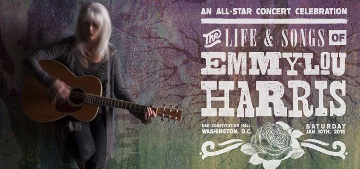 THE LIFE & SONGS OF EMMYLOU HARRI
