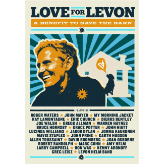 Love For Levon DVD/CD