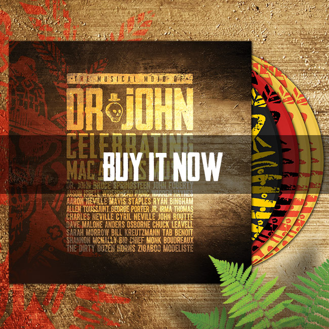 Buy Dr. John Merch Now