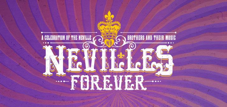 Nevilles Forever Neville Brothers Concert