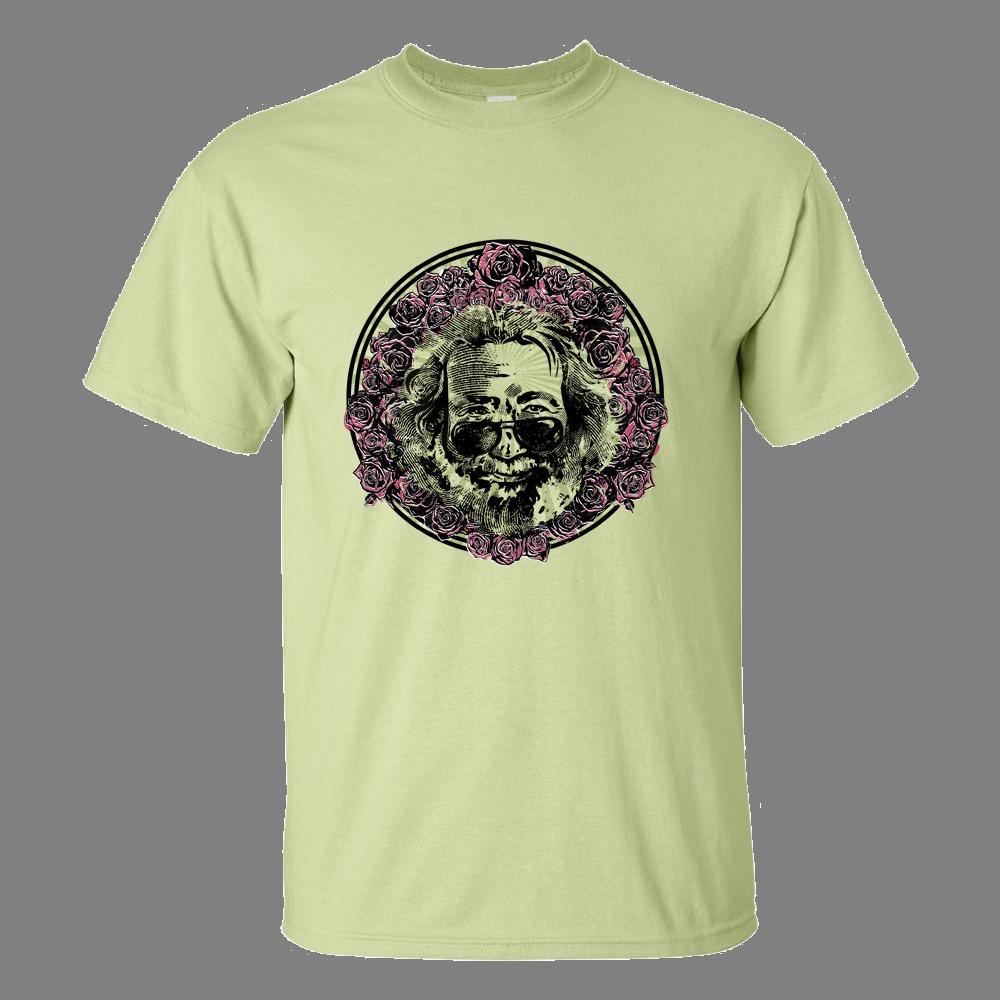Dear Jerry Natural Green T-shirt (Men & Women) Front