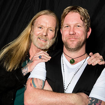 Gregg Allman Back To Macon