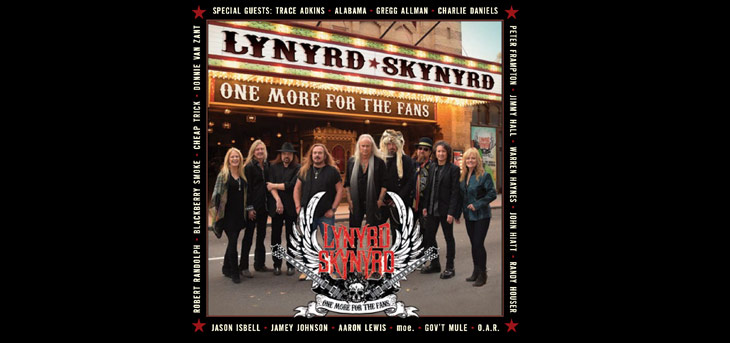 Lynyrd Skynyrd DVD Cover Feature