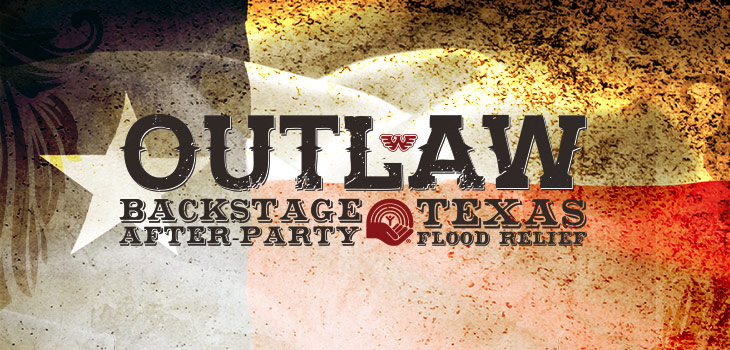 The Outlaw After-Party For Texas Flood Relief