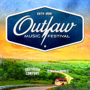 Outlaw Music Festival Tour  July-Sept, 2017 US Tour