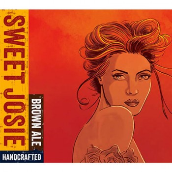 Lone Rider - Sweet Josie Brown Ale
