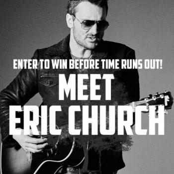 Meet Eric Church
