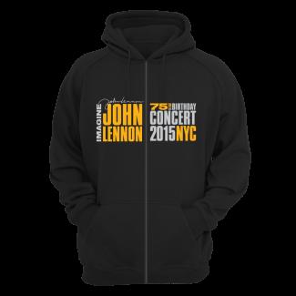 Imagine John Lennon 75th Birthday Concert Hoodie