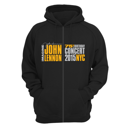 Imagine John Lennon 75th Birthday Concert Hoodie