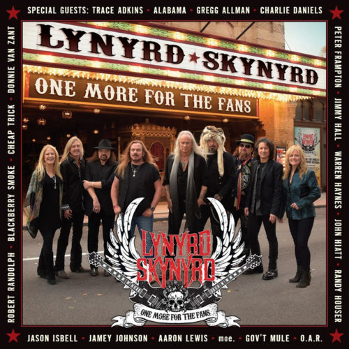 Lynyrd Skynyrd: One More For The Fans - Vinyl LP