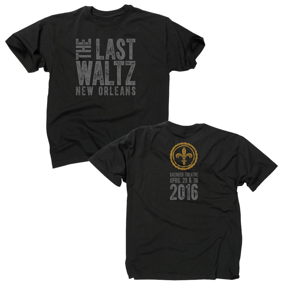 Last Waltz Nola Shirt