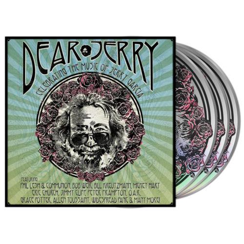 Dear Jerry DVD & CD