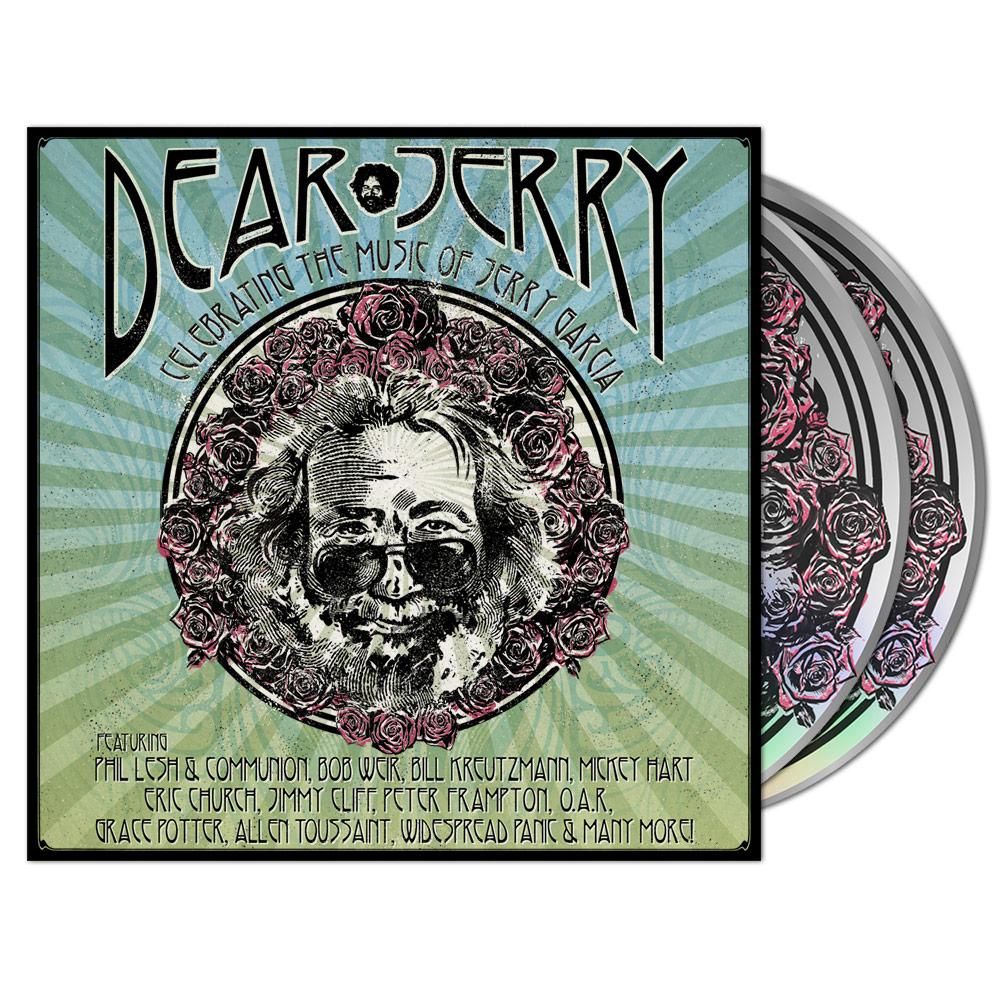 Dear Jerry 2 Disc CD