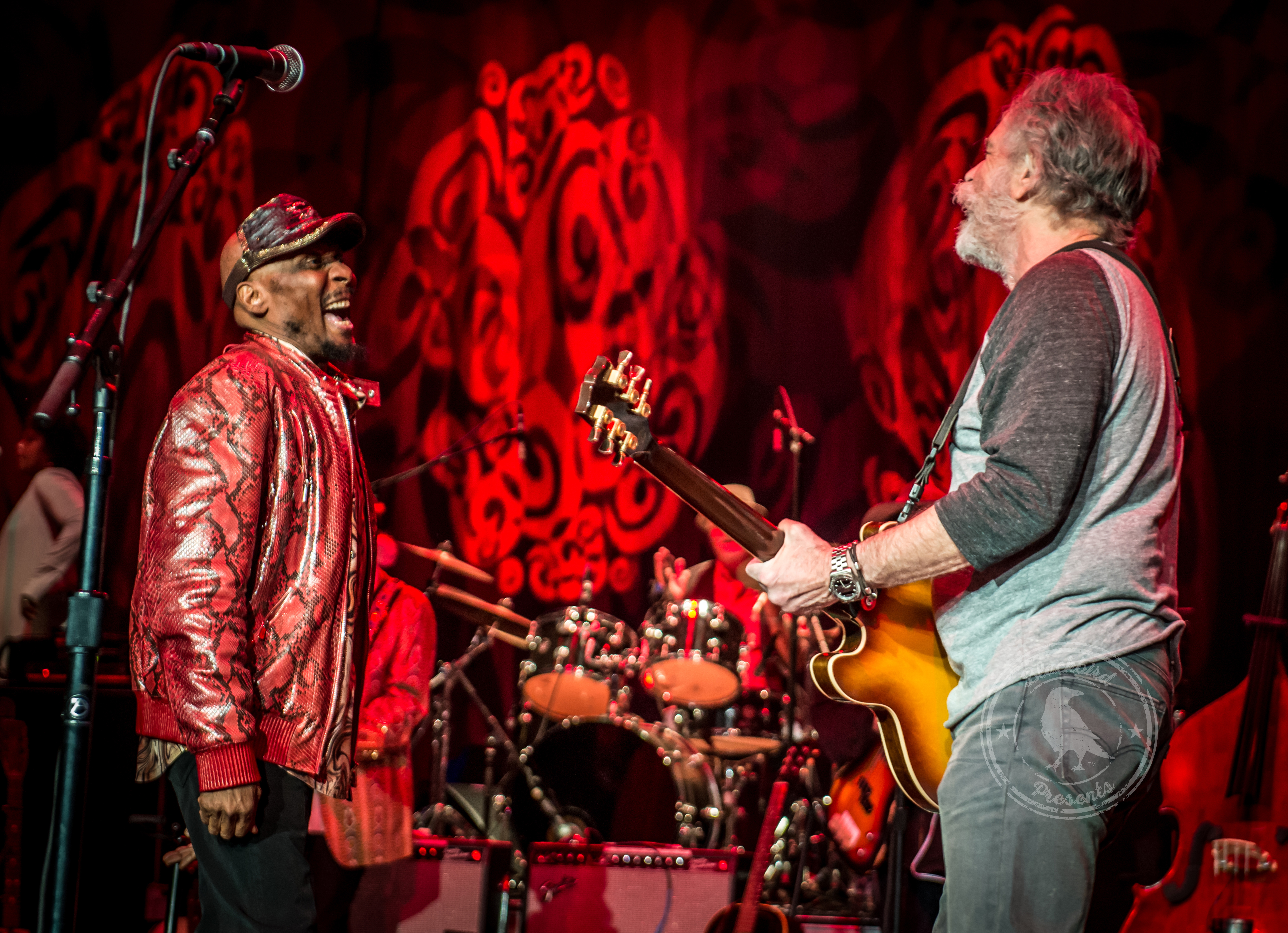 JIMMY CLIFF & BOB WEIR