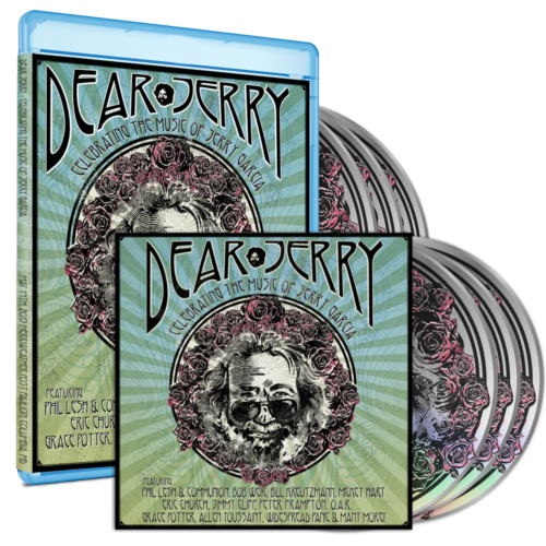 Dear Jerry Blu-ray, DVD & CD