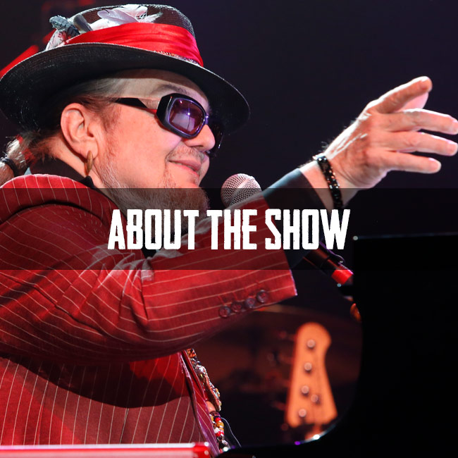 The Musical Mojo of Dr. John About