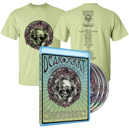Dear Jerry Tee Combo Blu-ray CD