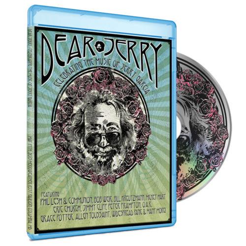 Dear Jerry Blu-ray