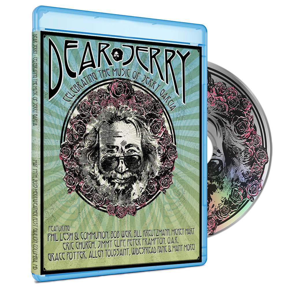 Dear Jerry Blu-ray