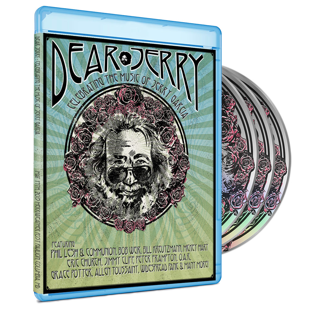 Dear Jerry Blu-ray & CD