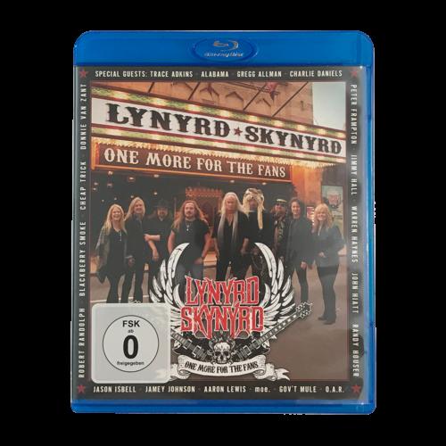 Lynyrd Skynyrd One More For The Fans Blu-Ray