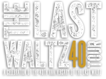 Last Waltz 40 Tour Logo