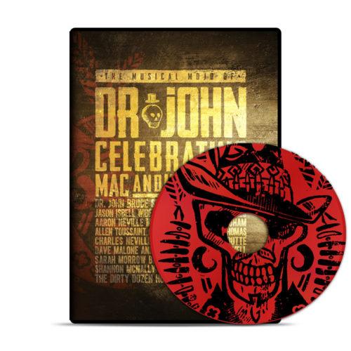 The Musical Mojo of Dr. John DVD