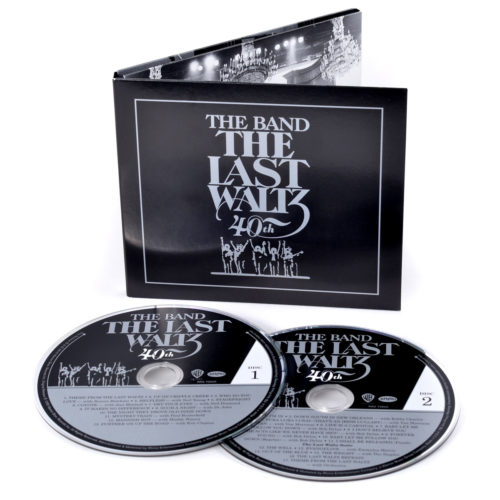 Last Waltz 40th Anniversary Edition CD