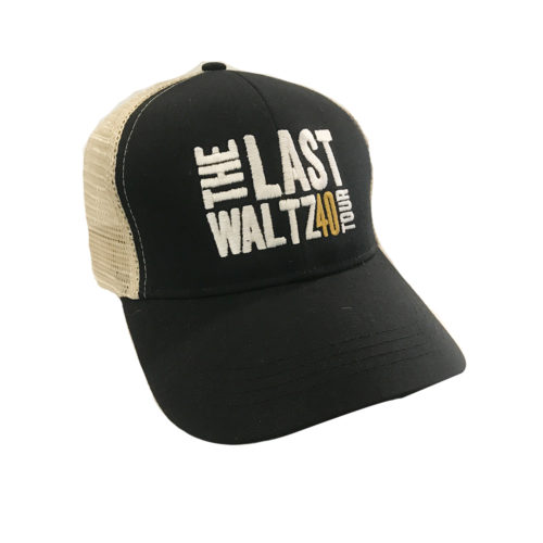 Last Waltz Tour Cap