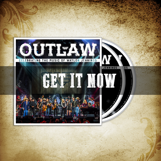 Outlaw: Celebrating The Music Of Waylon Jennings Product