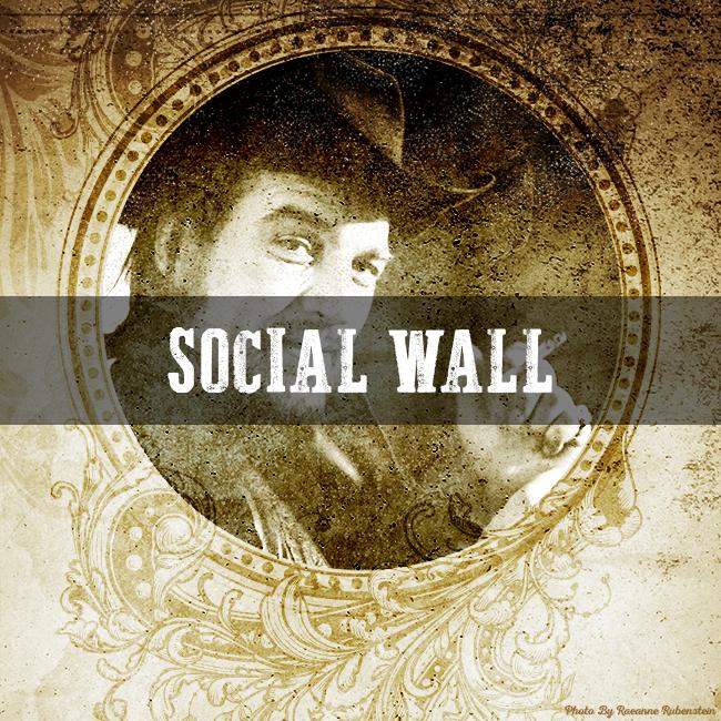 Outlaw: Waylon Jennings Social Wall