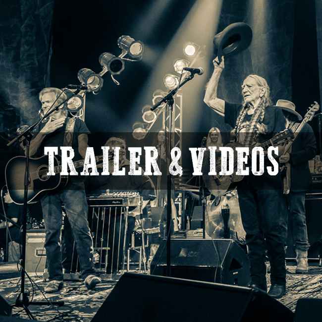 Outlaw: Waylon Jennings Videos