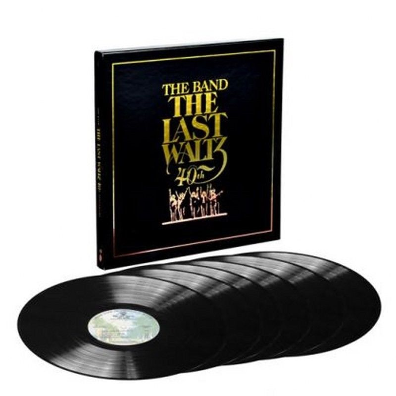 The Last Waltz 40th Anniversary Edition - Box Set