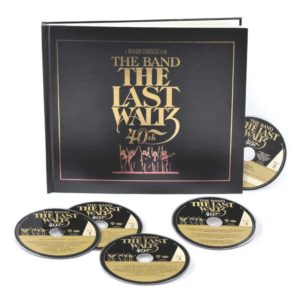The Last Waltz (40th Anniversary Deluxe Edition)(4CD/1Blu-ray)